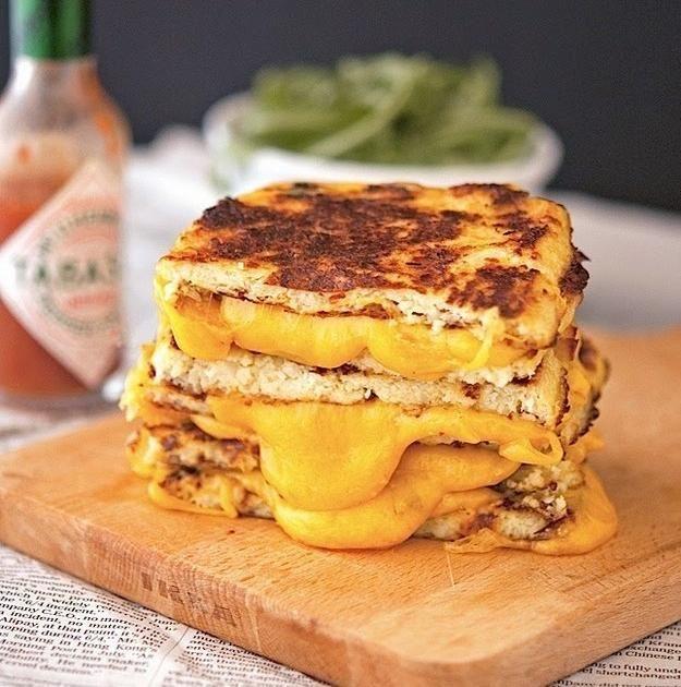 10 recettes trop bonnes dans lesquelles le chou-fleur remplace le pain et les féculents - Diaporama 750 grammes