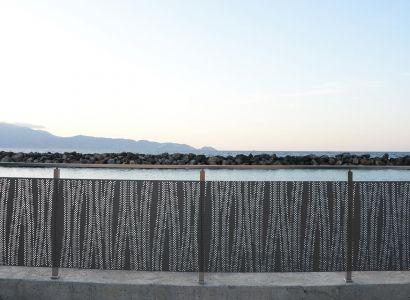 ΔΙΑΤΡΗΤΑ ΚΑΓΚΕΛΑ Aluminum perforated balustrades for balcony. Metalaxi Innovative Architectural Products. www.metalaxi.com Life is in the details.