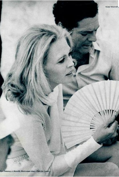 Vittorio de Sica, Place For Lovers with Faye Dunaway and Marcello Mastroianni