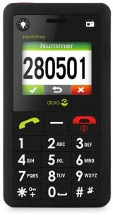 3 Great Budget Cell Phones for Seniors: Doro HandleEasy 330