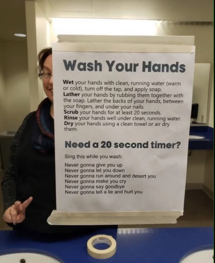 Pin By Charlene Chambers On Lol Rick Rolled How To Apply Wash Your Hands
