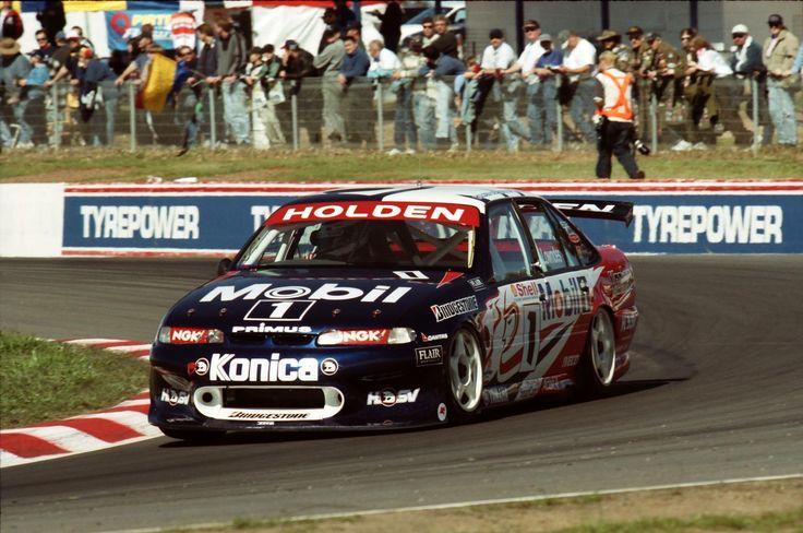 HRT - Craig Lowndes 1999 Winton Raceway Vic