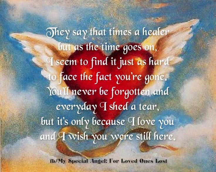 It still feels as empty as the day you left...in fact, more so now.  The longer I'm without you, the more I miss you.