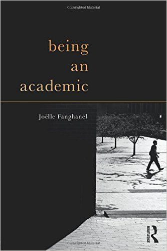 Being an Academic: Amazon.co.uk: Jolle Fanghanel: Books