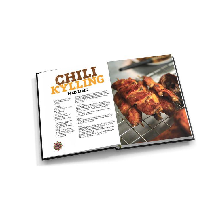 Oppskrift chili kylling