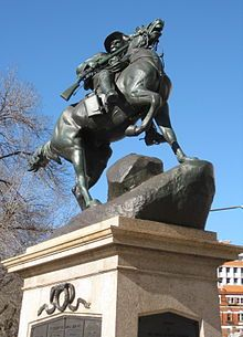 South African War Memorial (South Australia) - Wikipedia, the free encyclopedia