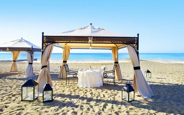 Der er smukke strande til romantiske dage på Kreta. Se mere på http://www.apollorejser.dk/rejser/europa/graekenland/kreta/rethymnon-kyst