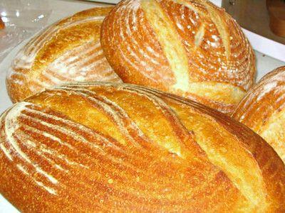 Калвель Хлеб на двух опарах