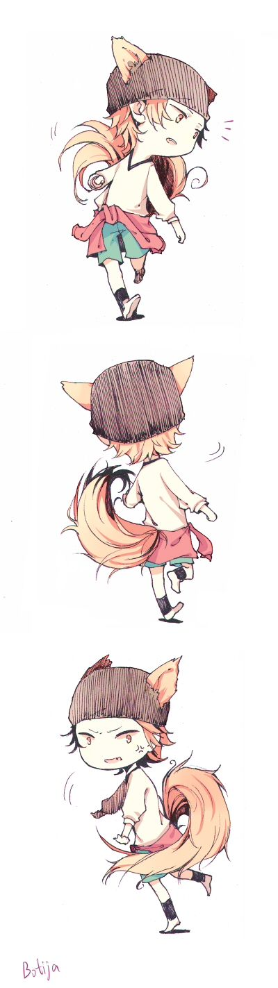 K Project! Oh my god Yata you're so cute!! >w<