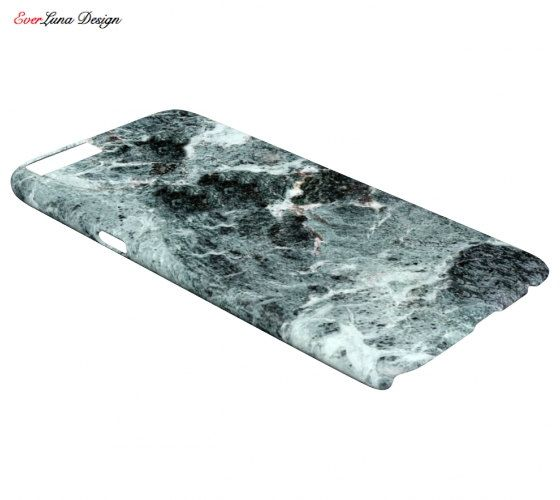 Phone case Marble 5 iPhone 7 6 and 5 Samsung S7 by EverLunaStore