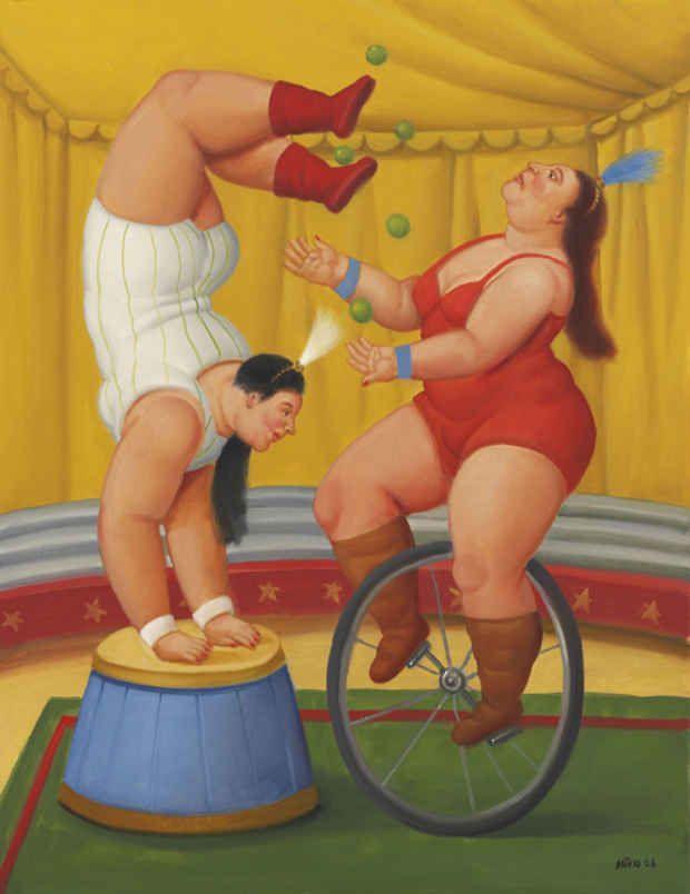 As 50 melhores obras de Fernando Botero e seus principais temas - NotaTerapia