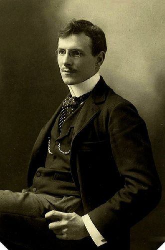 Formal Portrait Elegant Young Man c 1900 USA   Flickr - Photo Sharing!