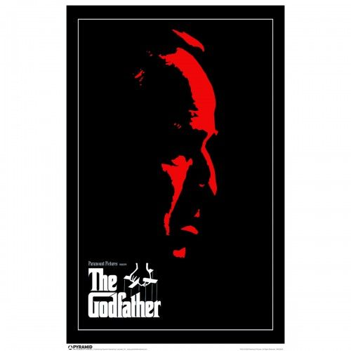 The Godfather Poster [11 x 17] | Turner Classic Movies & Merchandise | TCM Store
