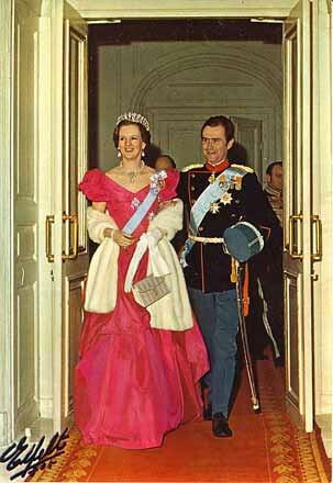 Denmark royalty
