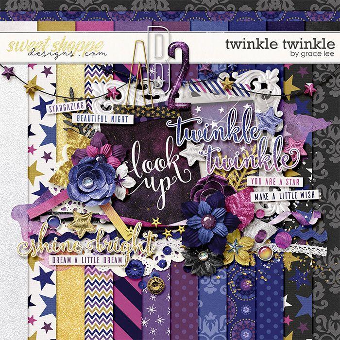 Twinkle Twinkle by Grace Lee