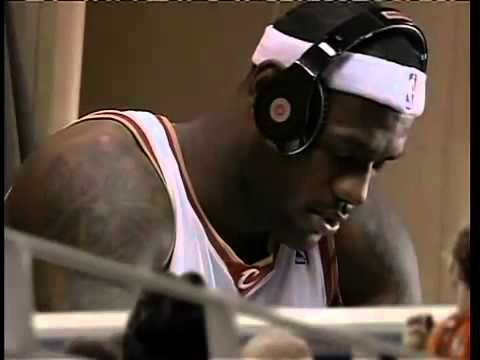 LeBron James Sings Time After Time. I love this funny NBA commercials!!