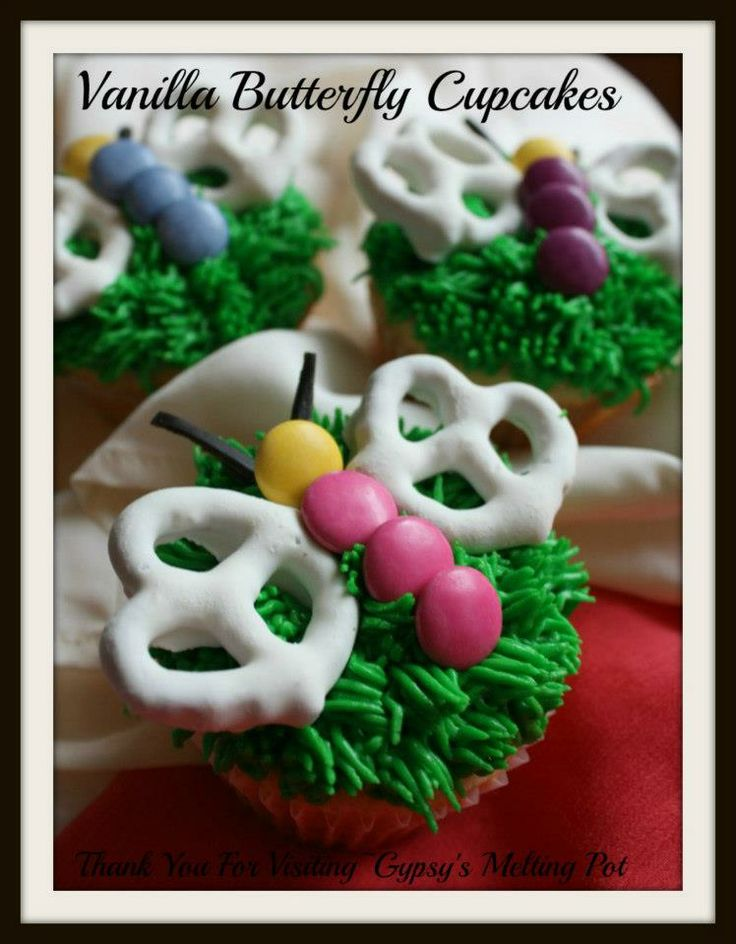 easter cupcakes.....