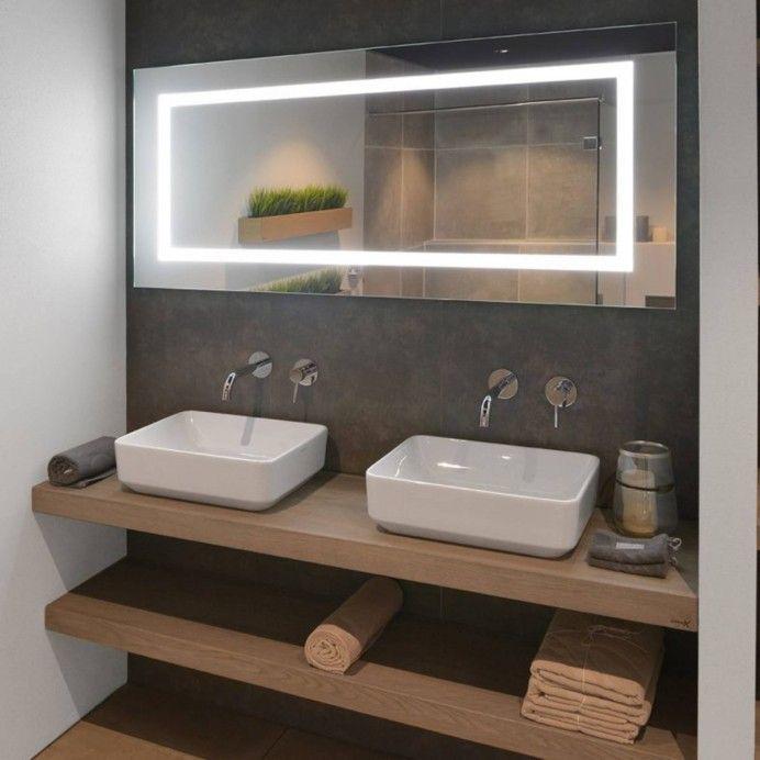 41 beste afbeeldingen van badkamerverlichting saniweb for Badkamerverlichting spiegel
