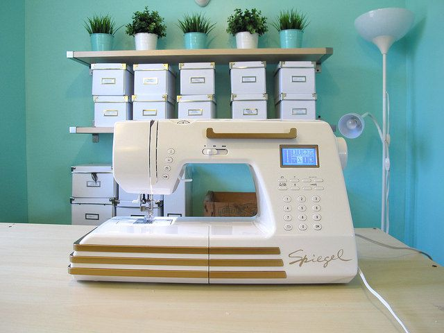 spiegel sewing machine