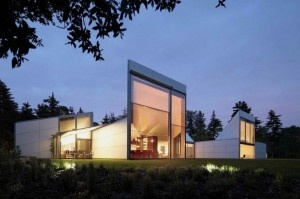 Unique House Design in High Class Taste – AA House