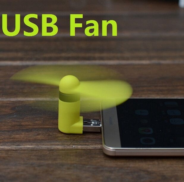 Connect Usb Fan With Android Mobile Otg Usb Android