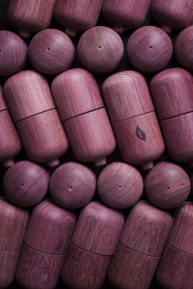Terra Pill-Purpleheart