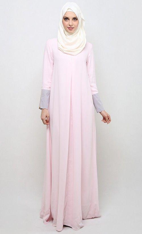 (Regular) Basic Fatihah 2.0 in Baby Pink   FashionValet
