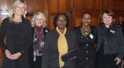 Successfull seminar organised by Yente and the South African Embassy in the Netherlands because of the trade mission of Deputy Minister Elizabeth Thabethe of the DTI