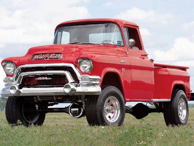 1957 GMC 4x4 ✏✏✏✏✏✏✏✏✏✏✏✏✏✏✏✏ AUTRES VEHICULES - OTHER VEHICLES ☞ https://fr.pinterest.com/barbierjeanf/pin-index-voitures-v%C3%A9hicules/ ══════════════════════ BIJOUX ☞ https://www.facebook.com/media/set/?set=a.1351591571533839&type=1&l=bb0129771f ✏✏✏✏✏✏✏✏✏✏✏✏✏✏✏✏