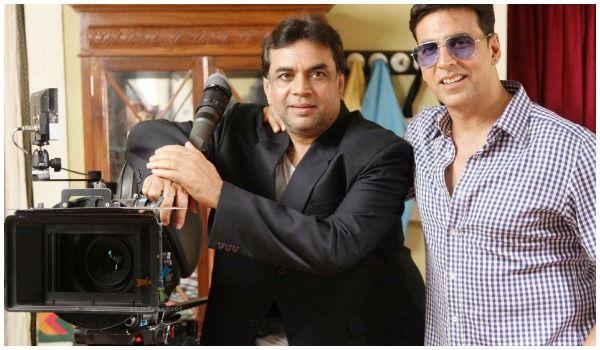Akshay Kumar And Paresh Rawal In Rohit Shetty's Production!