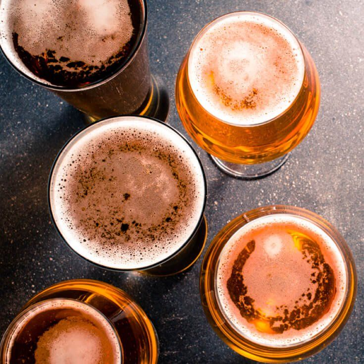 """Gluten-Free Beer   Other """"Healthy"""" Beer Options by @draxe"""