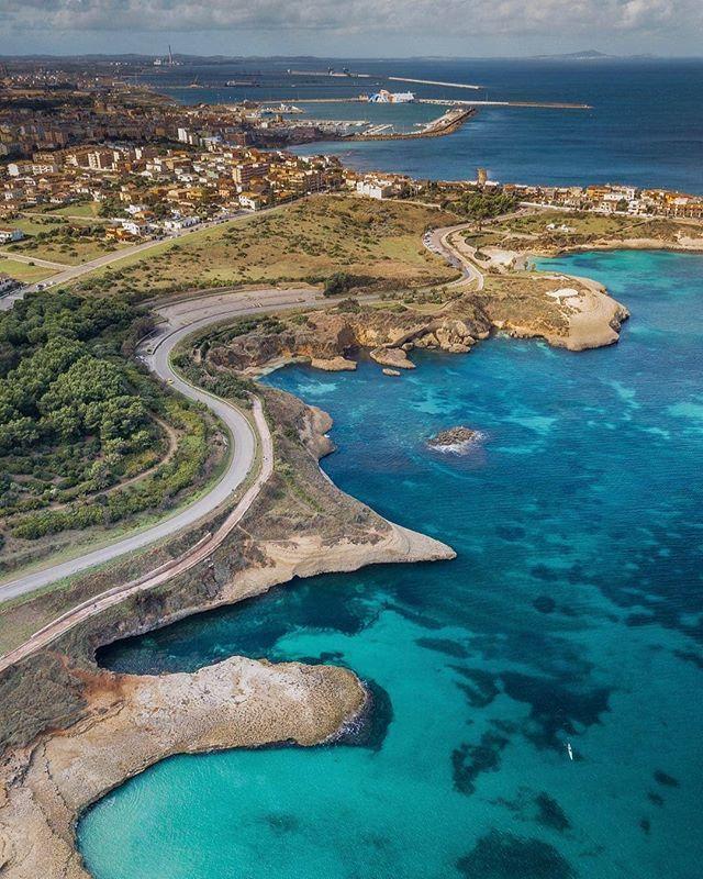 Porto Torres Foto Di Salvofenu Complimenti Per Il Fantastico Scatto Visitate La Nostra Pagina E Per Rimanere Aggiornati Seguiteci E Sardegna Foto Paesaggi