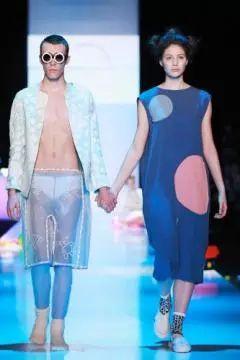 Designer Series - Ria Keburia   IFA Paris Fashion Design Catwalk