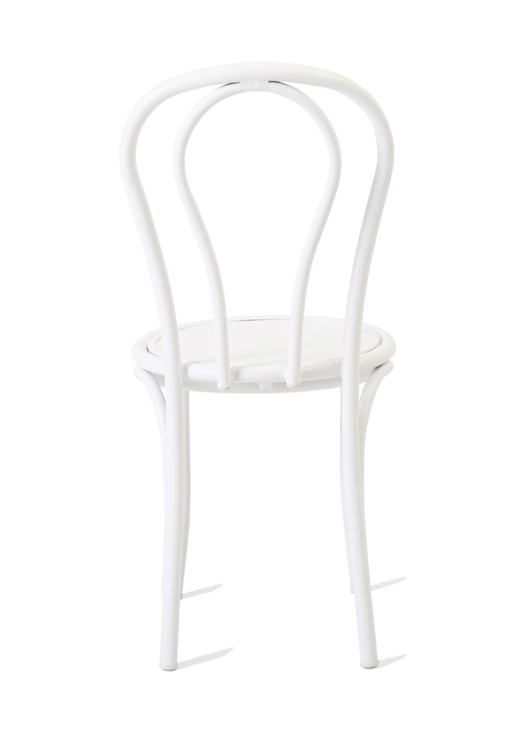 Such an absolute classic... but previously too classy for outside... Not anymore!!  Skycarte have perfected this favourite in a Powder Coated Aluminum frame so you can now have your perfect Bentwood chair setting outdoors!