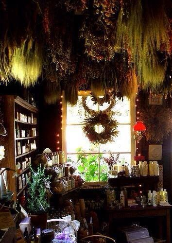 Kitchen Witch Witchery Herbs Wiccan Wicca Pagan