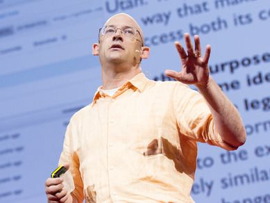 Clay Shirky: How the Internet will (one day) transform government    FILMED JUN 2012 • POSTED SEP 2012 • TEDGlobal 2012