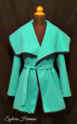 My new turquoise spring coat! https://www.facebook.com/274667396052081/photos/a.274708412714646.1073741828.274667396052081/480392372146248/?type=3&theater
