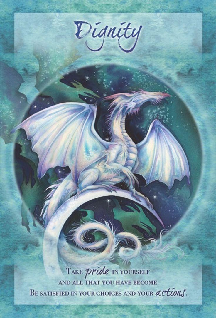 """Dignity"" Magical Times Empowerment Cards par Jody Bergsma"