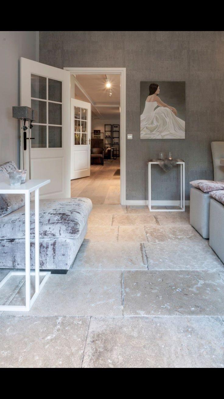 Mooie vloer - gebruiksvriendelijk en licht.