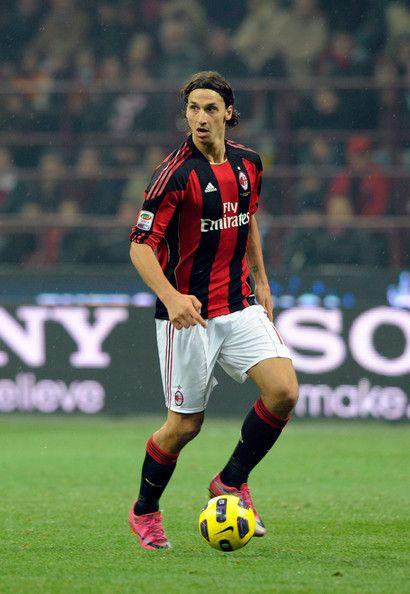 ~ Zlatan Ibrahimovic on AC Milan ~
