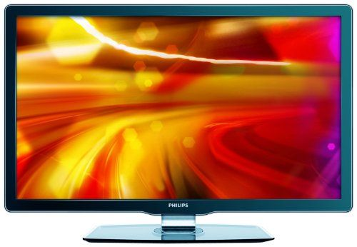 Philips 46PFL7505D/F7 46-Inch 1080p 120 Hz LED LCD HDTV, Black 4 HDMI inputs. LED - edgelit. Perfect Natural Motion. Perfect Pixel. Energy Star 4.0.