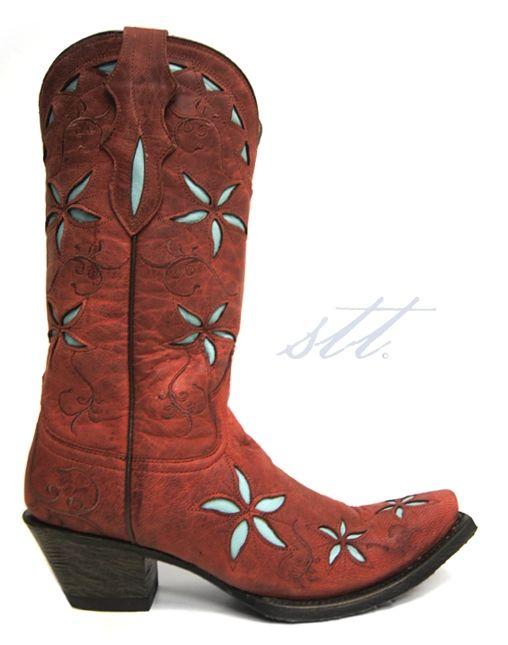 """Über 1.000 Ideen zu """"Blue Cowgirl Boots auf Pinterest   Cowgirl ..."""