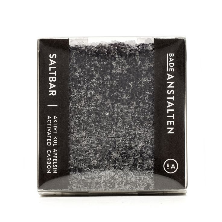 "Saltsoap ""Coal & Diamonds"""
