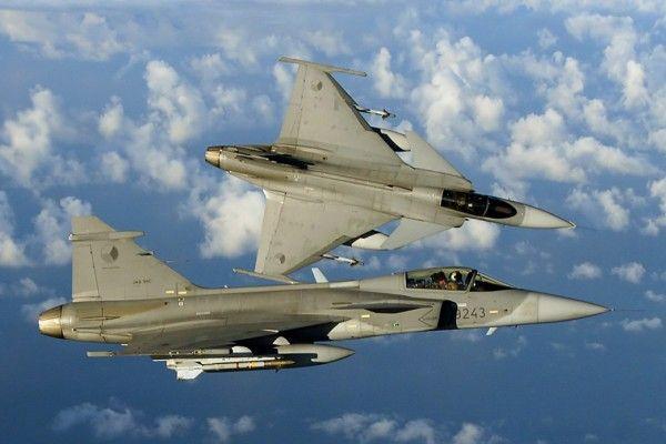 JAS 39C Gripen – Ministério da Defesa da República Checa (4)