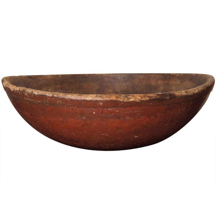 Antique Wooden Bowls For Sale June 2017