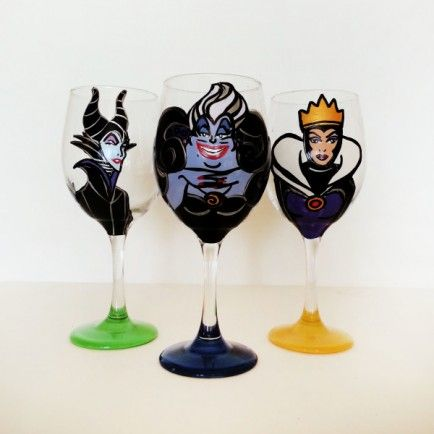 Cheers to 2014: Disney-Inspired Glassware to Toast to the New Year