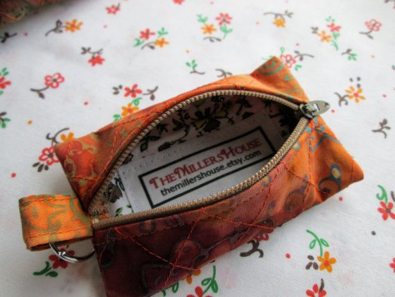 Keyring Pouch for iTovi Nutrition Scanner by TheMillersHouse