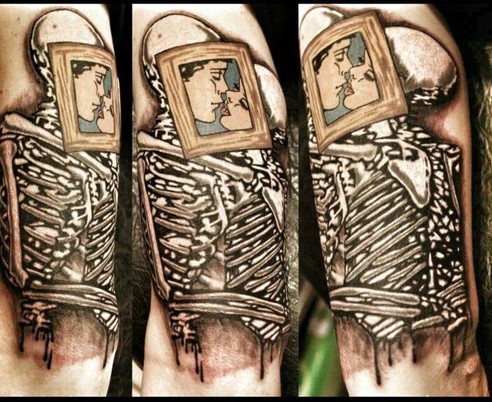 Endless love /love Tattoo