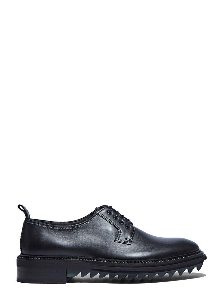 Maison Kitsun?? Maison Kitsun ?? Lace-up Ankle Sneakers - Black Chaussures De Sport De La Cheville À Lacets - Noir NQeH2