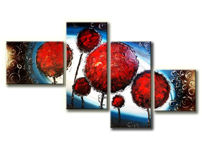 Abstract Rood
